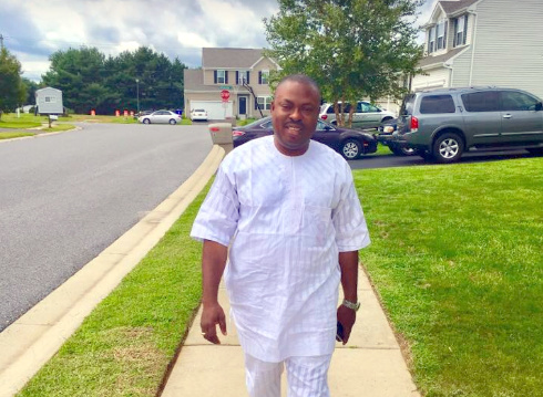 Timothy Owoeye, an Osun State lawmaker. [PHOTO CREDIT: Official facebook page of Timothy Owoeye]