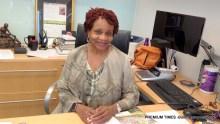 Sylvia Sprinkle-Hamlin is the Director, Forsyth County Library, North Carolina