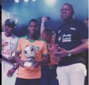 Abdou Kader Kone of Cote d'Ivoire