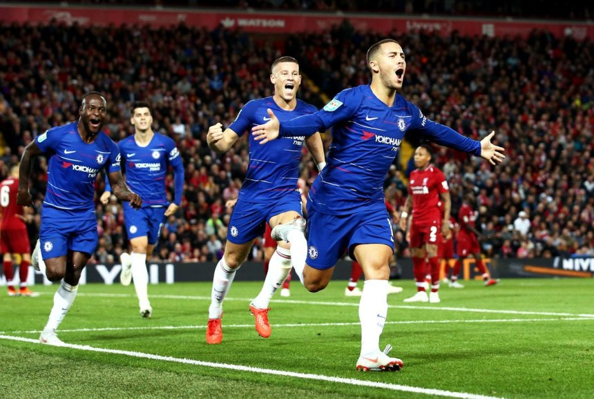 Victor Moses stars as Chelsea end Liverpool's winning run