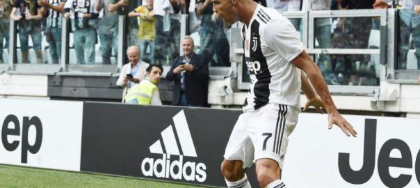 Ronaldo-Juventus-Sassuolo