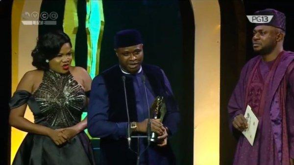 Toyin Abraham, Femi Adebayo and Odunlade Adekola