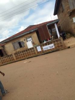 As at 11:27am, at Irepodun LG, Erin C, ward 09 unit 003. There is nobody left on the queue. However, there are 204 registered voters.