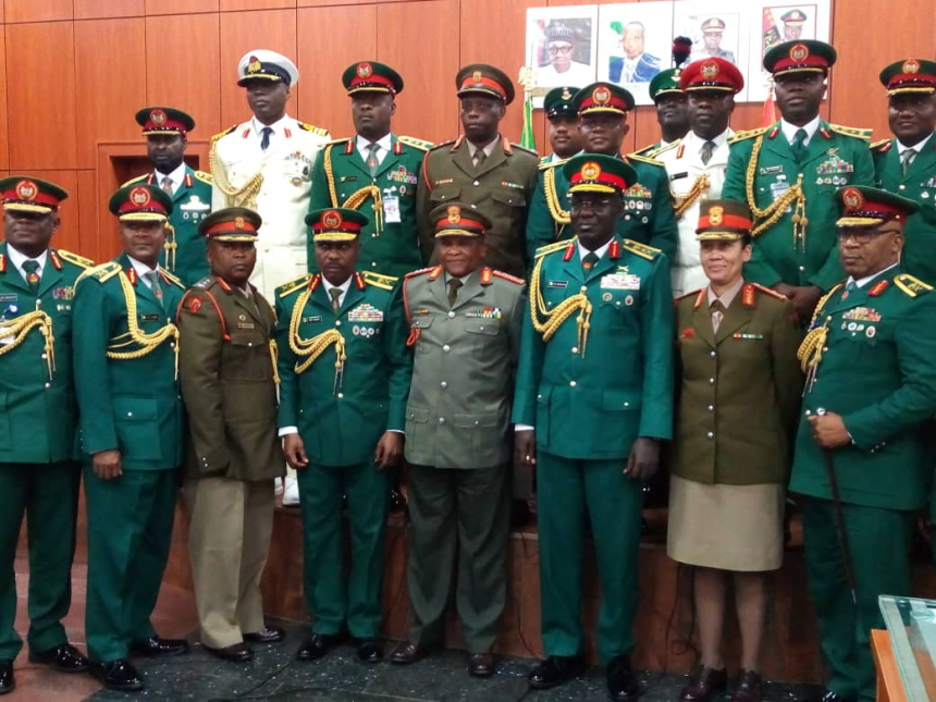 Nigeria, South Africa armies pledge to strengthen collaboration