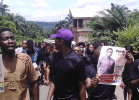 Undergraduate, who died at school's facility, buried amid controversy