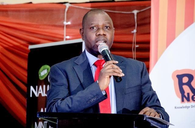 Gbenga Makanjuola (Photo Credit: Kraks TV)