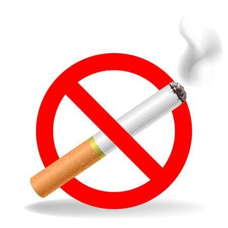 Say no to Cigarettes [Photo: 123RF.com]