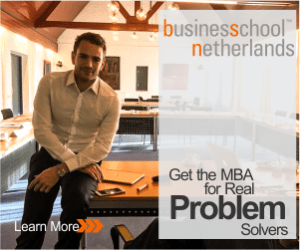 netherland biz school Advert