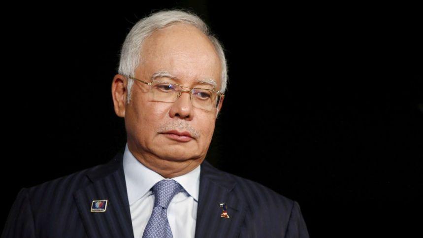 Former PM of Malaysia, Najib Razak