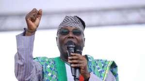 Former Vice President, Atiku Abubakar.
