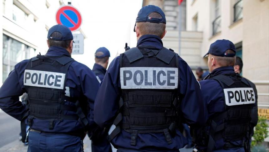 French Police (Photo Credit: RFI)