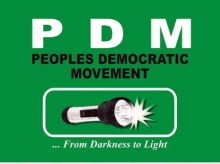 The People's Democratic Movement (PDM).