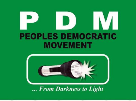 Image result for Peoples Democratic Movement