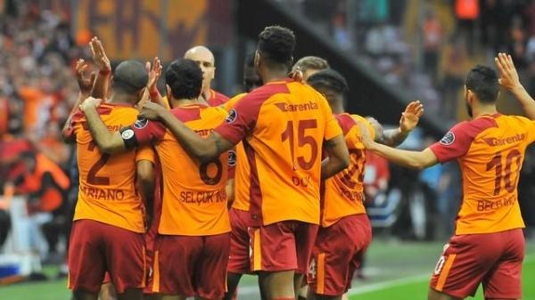Galatasaray used to illustrate the story. [PHOTO CREDIT: Hürriyet Daily News]