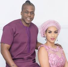 Iceberg Slim and Juliet Ibrahim