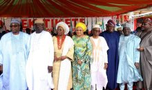 Kayode Fayemi swearing-in ceremony