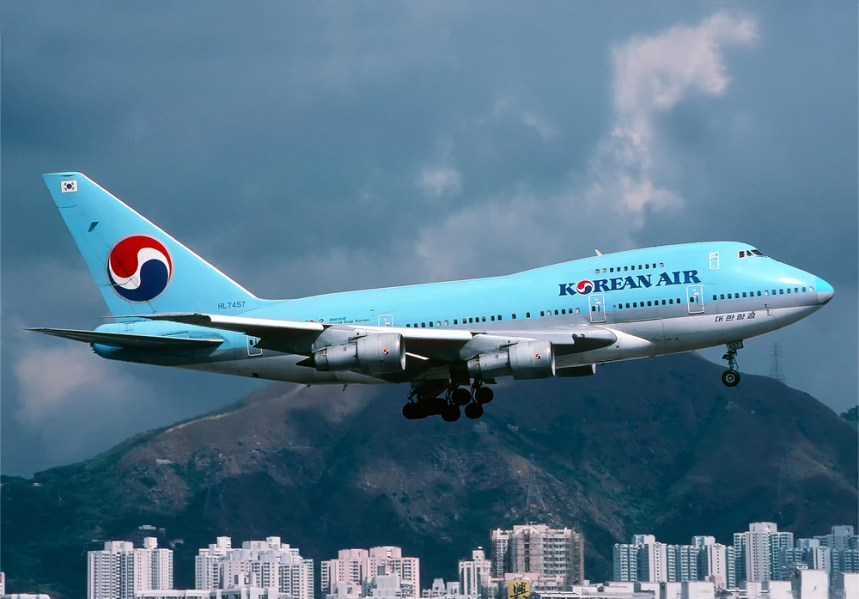 Korean Air [Photo: Upgraded Points]