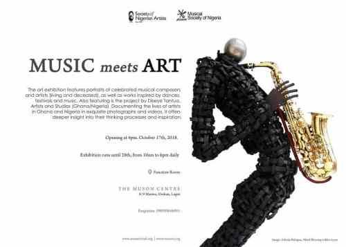 Music meets Arts
