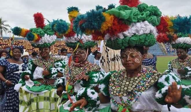 NAFEST (Photo Credit: The Guardian Nigeria)