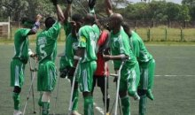Nigeria amputee football team gets first World Cup victory