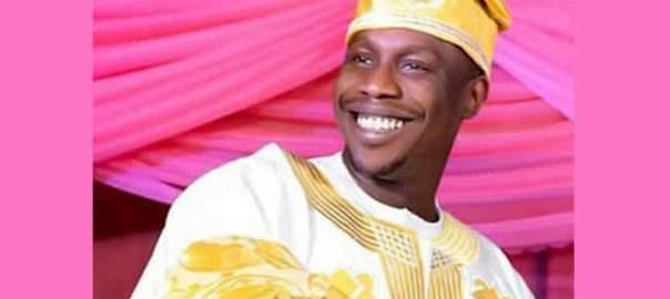 Olujonwo Obasanjo, son of a former president, Olusegun Obasanjo,