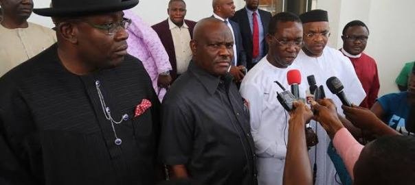 PDP governors [PHOTO CREDIT: Daily Post]