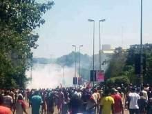 A Shiite protest