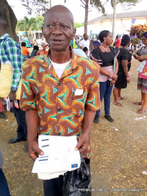 Sylvester Okorie