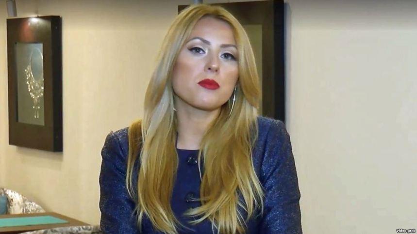 Viktoria Marinova, murdered Bulgarian Journalist [Photo: RFE/RL]