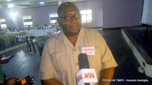 National of Medical Social Workers of Nigeria, Abubakar Bichi.