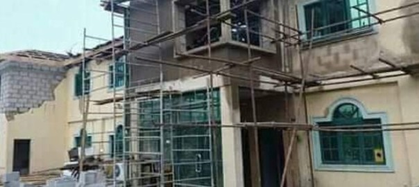 Oyo Govt Begins Reconstruction of Ayefele's Fresh FM Three Month After Demolition.