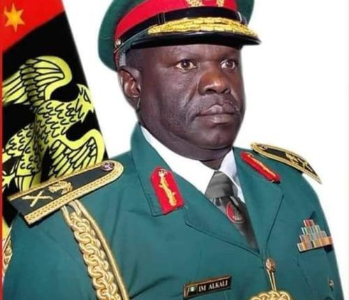 Late Major General Idris Alkali (Rtd) [Photo: The Eagle Online]