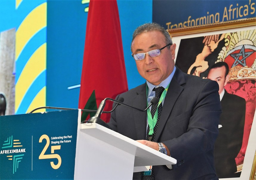 Executive Vice President (Business Development & Corporate Banking), AFREXIMBANK, Amr Kamel