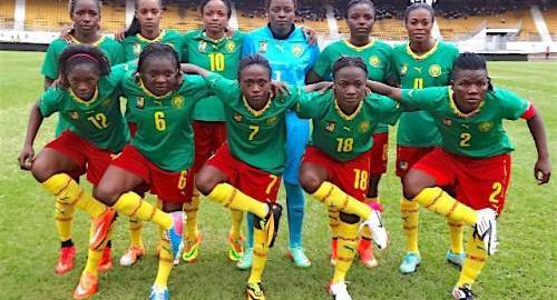 Cameroon women team