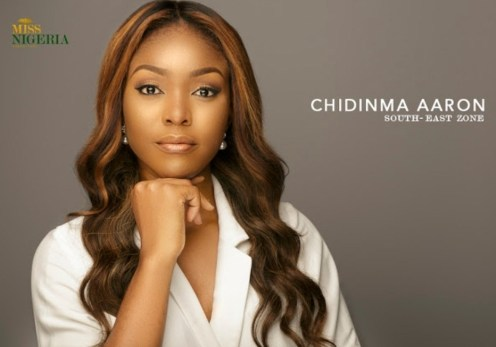Chidimma Aaron, a model from Enugu state.