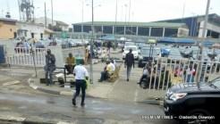 Murtala Muhammed Airport, Lagos.