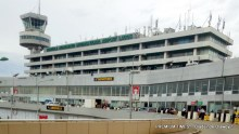 The Murtala Mohammed International Airport