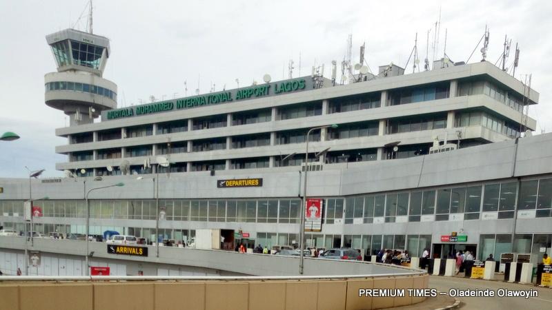 Police identify man who climbed aircraft at Lagos airport
