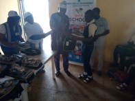 "Mathew is a JSS3 student benefitting from the program without which he might not have made it beyond primary 6, he said ""This is my fourth year that the HFAF has been sponsoring my education, they picked me up from primary six and till date, they provide me with books, uniforms and other materials I need at school. Hadiza Ali Daruge, an internally displaced mother with no hopes for education for her children expressed unbridled joy and gratitude to the foundation. According to her, beyond the education of children like hers, the foundation also provides support for camp dwellers providing much relief from the financial difficulties that is typically a lot of internally displaced persons."