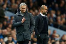 Jose Mourinho and Pep Guardiola [Photo: Dream Team]