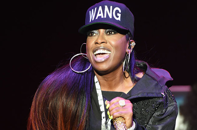 Elliott is the first female rapper nominated for the prestigious prize.