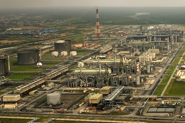 NLNG Plant [Photo: NLNG website]