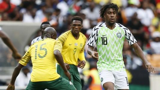 Nigeria vs Uganda