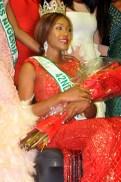 Chidinma Leilani Aaron emerges as 42nd Miss Nigeria in Lagos