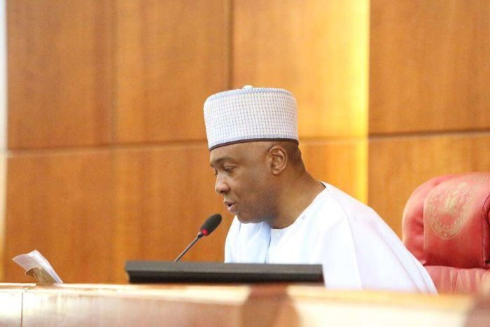 Electoral bill: Why the National Assembly could not override Buhari's veto – Saraki