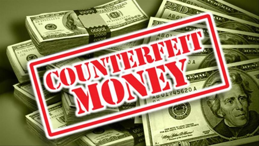 Counterfeit currency [Photo: KHQA]