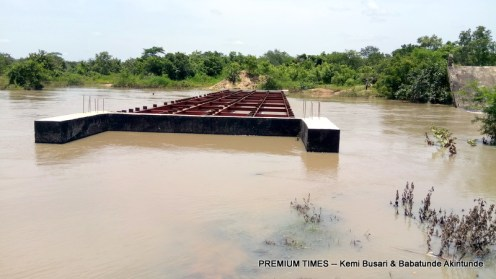 Abandoned Weru Bridge