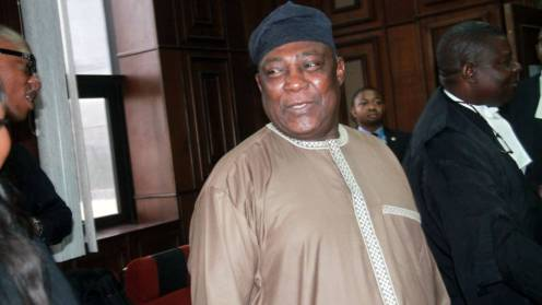 Late Alex Badeh in Court (Photo Credit: SaharaReporters)