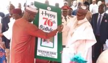 Buhari at 76