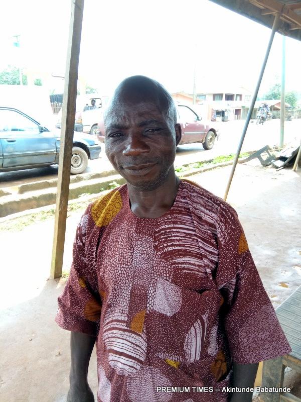 Engineer Ademola in Ifewara